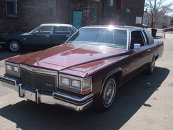 MrGoodfellas 1983 Cadillac DeVille