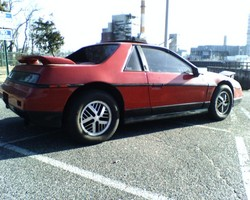 forcefedfleshs 1985 Pontiac Fiero