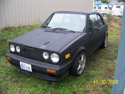1984_rabbits 1984 Volkswagen Rabbit