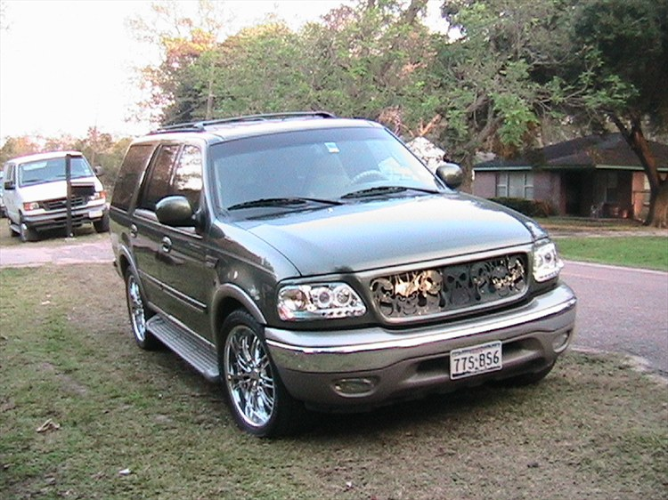 fatalinjury 2000 Ford Expedition