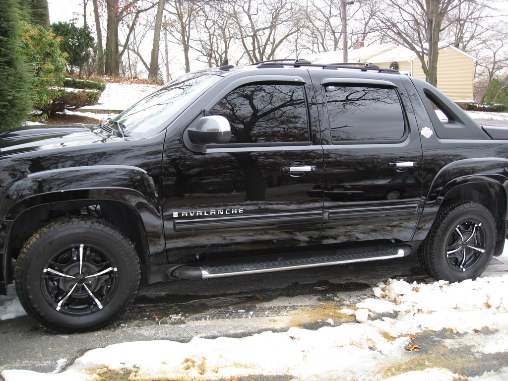 armyvet 2007 chevrolet avalanche specs photos. Black Bedroom Furniture Sets. Home Design Ideas