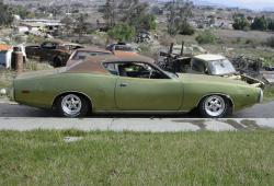 mojonnypars 1972 Dodge Charger
