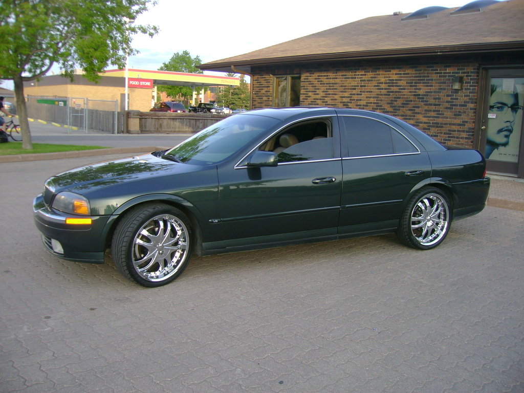 Ballin Ls 2000 Lincoln Ls Specs Photos Modification Info