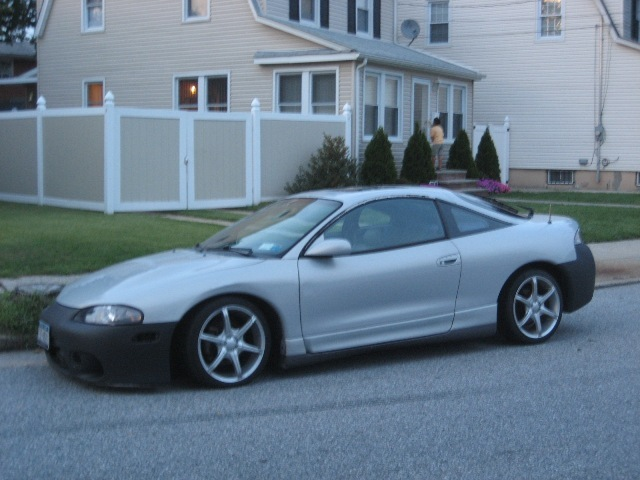 vinzzz 39 s 1996 mitsubishi eclipse in ny ny. Black Bedroom Furniture Sets. Home Design Ideas