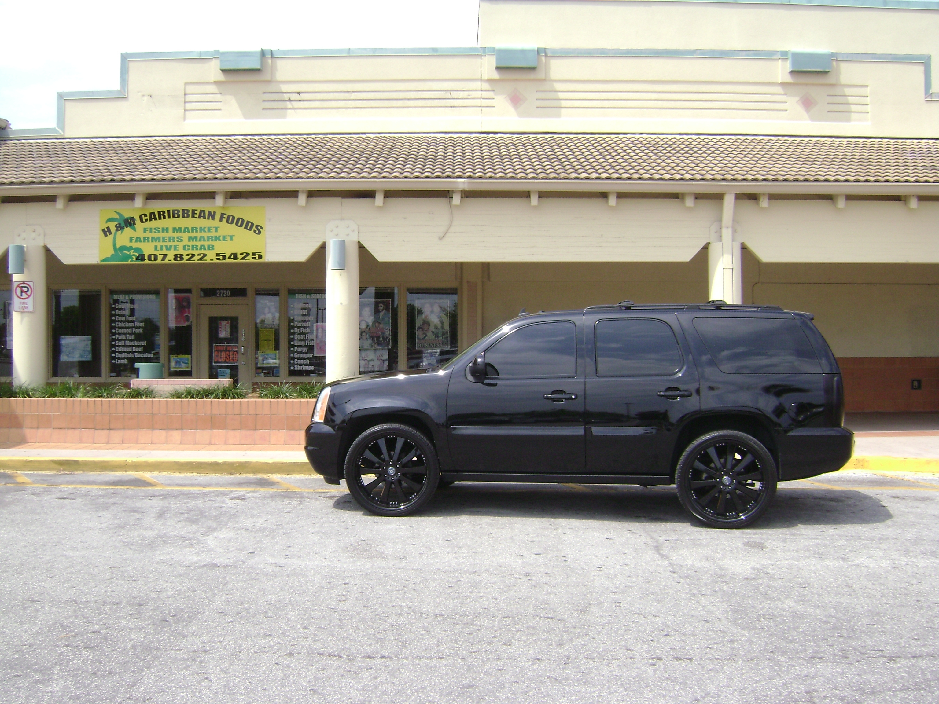 Murdered out on Lorenzos 6s