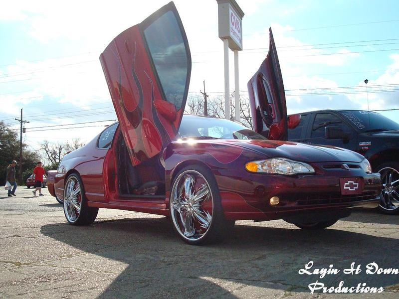 abovie21 2004 Chevrolet Monte Carlo