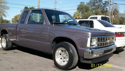 scminv1 1992 Chevrolet S10 Regular Cab