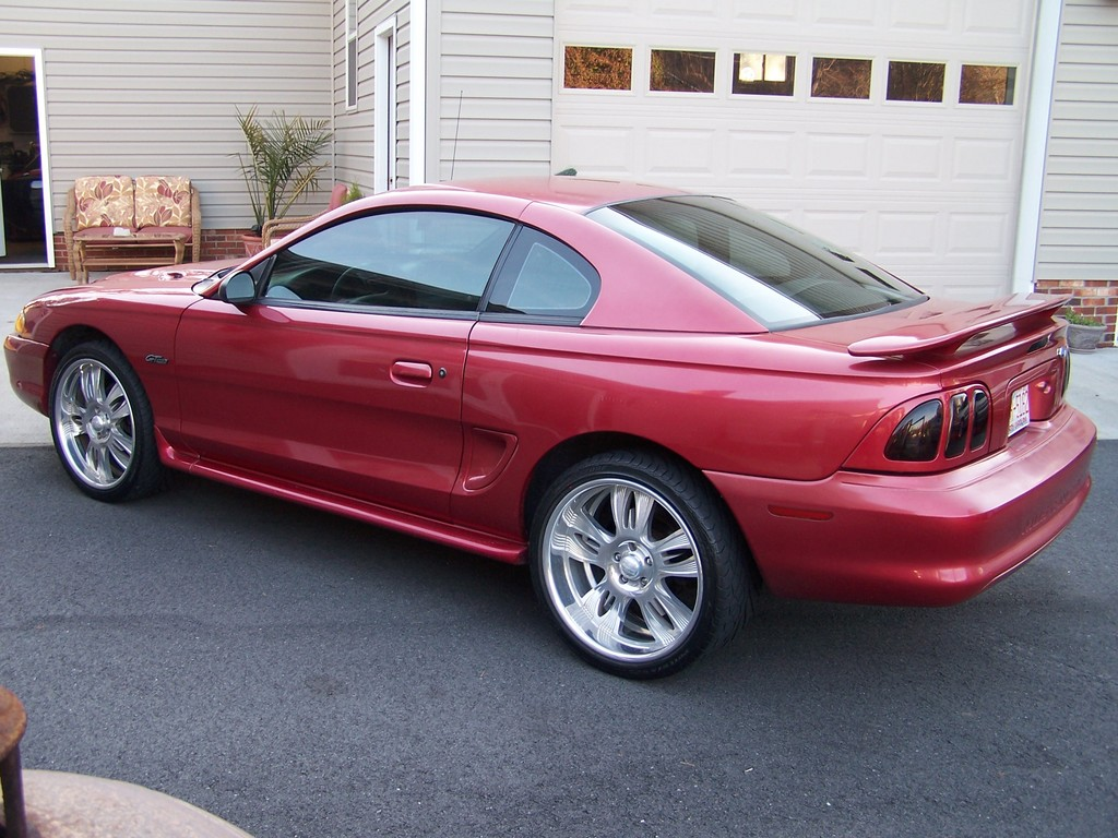 Ford 1998 ford mustang specs : green_gt 1997 Ford MustangGT Coupe 2D Specs, Photos, Modification ...