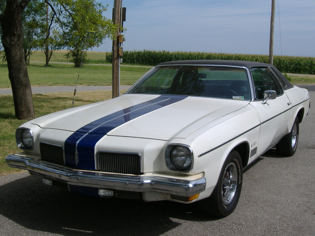 1973CS's 1973 Oldsmobile Cutlass Supreme
