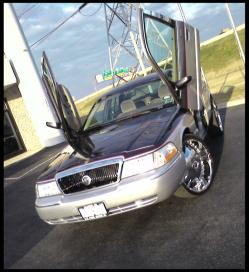 ___SSC___ 2004 Mercury Grand Marquis