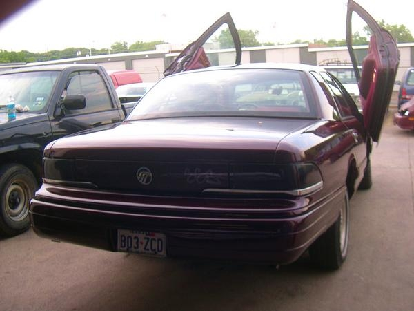 Another ___SSC___ 2004 Mercury Grand Marquis post... - 12346251