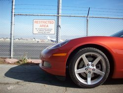 HondaWonderBoys 2005 Chevrolet Corvette
