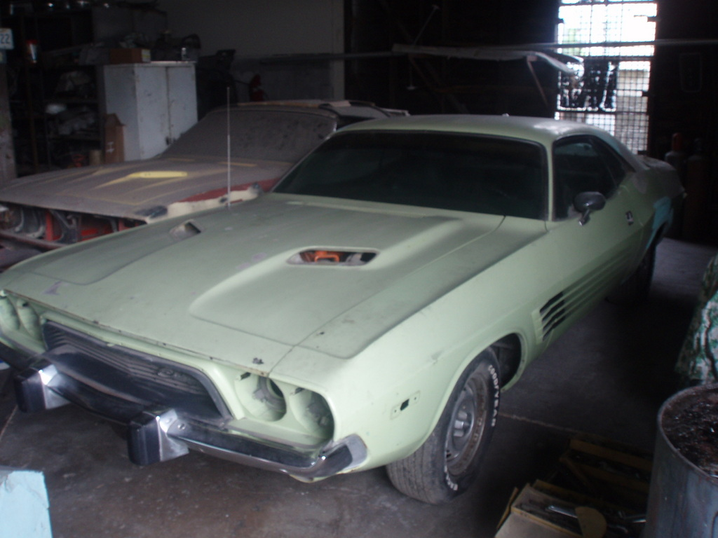 Another b00gs 1973 Dodge Challenger post... - 12326583