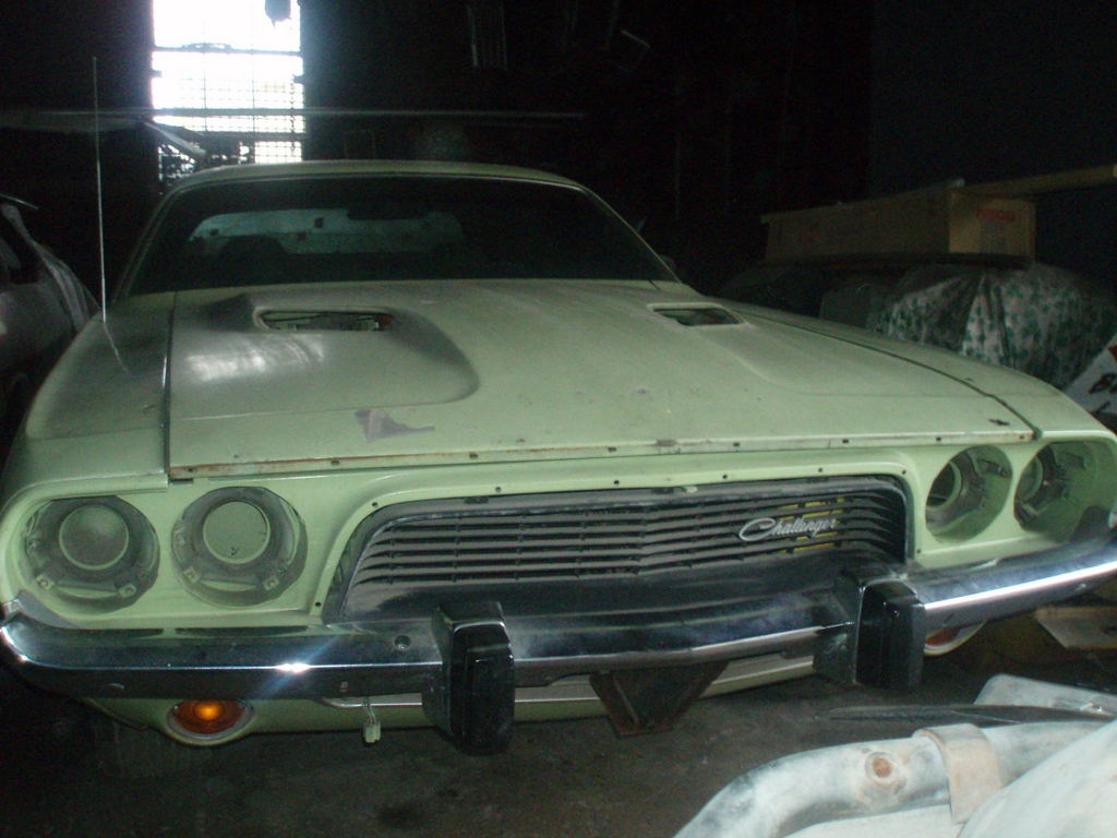 Another b00gs 1973 Dodge Challenger post... - 12326584