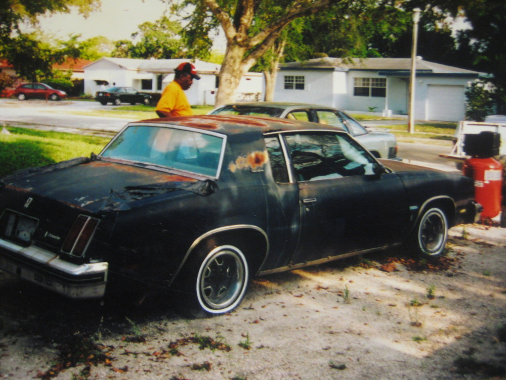 Another Cominclean 1979 Oldsmobile Cutlass Supreme post... - 12327507