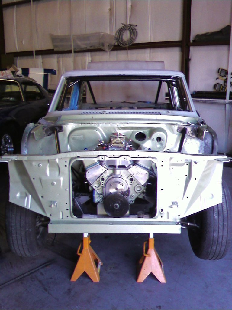 Another 1slow64 1964 Chevrolet Chevy II post... - 12327634