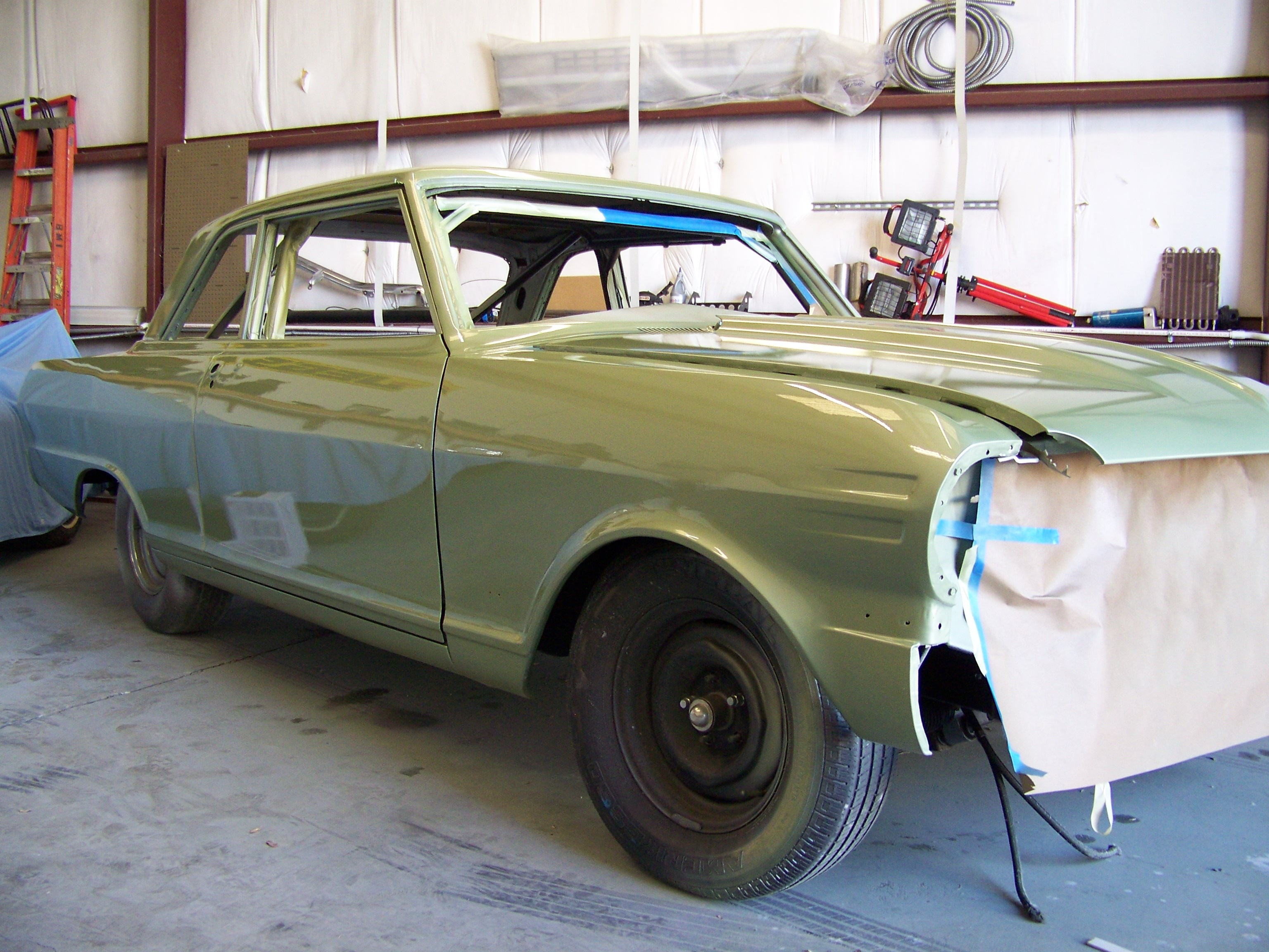 Another 1slow64 1964 Chevrolet Chevy II post... - 12327637