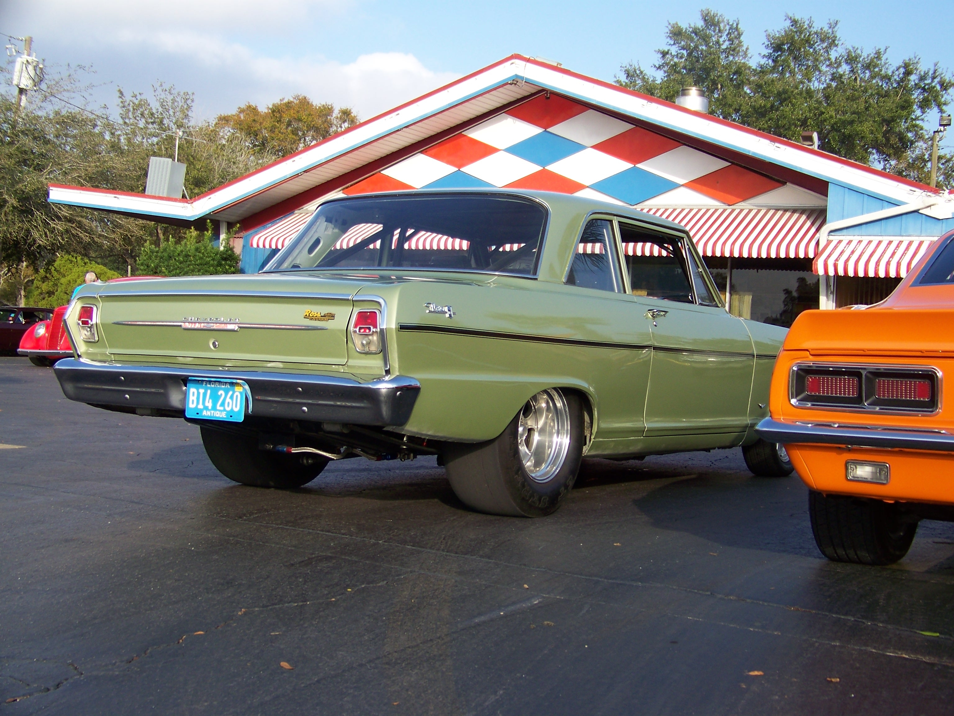 Another 1slow64 1964 Chevrolet Chevy II post... - 12327647