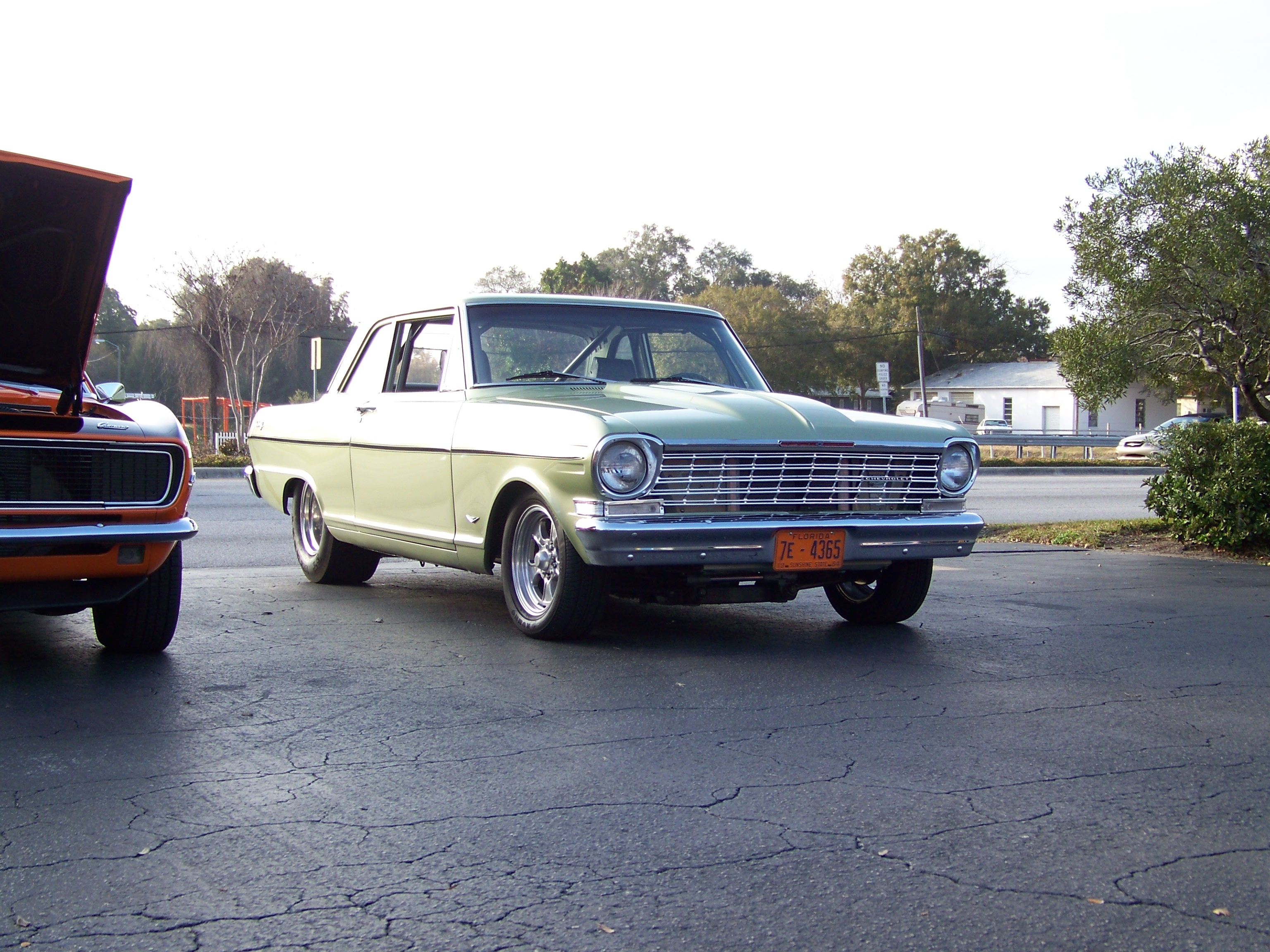 Another 1slow64 1964 Chevrolet Chevy II post... - 12327648