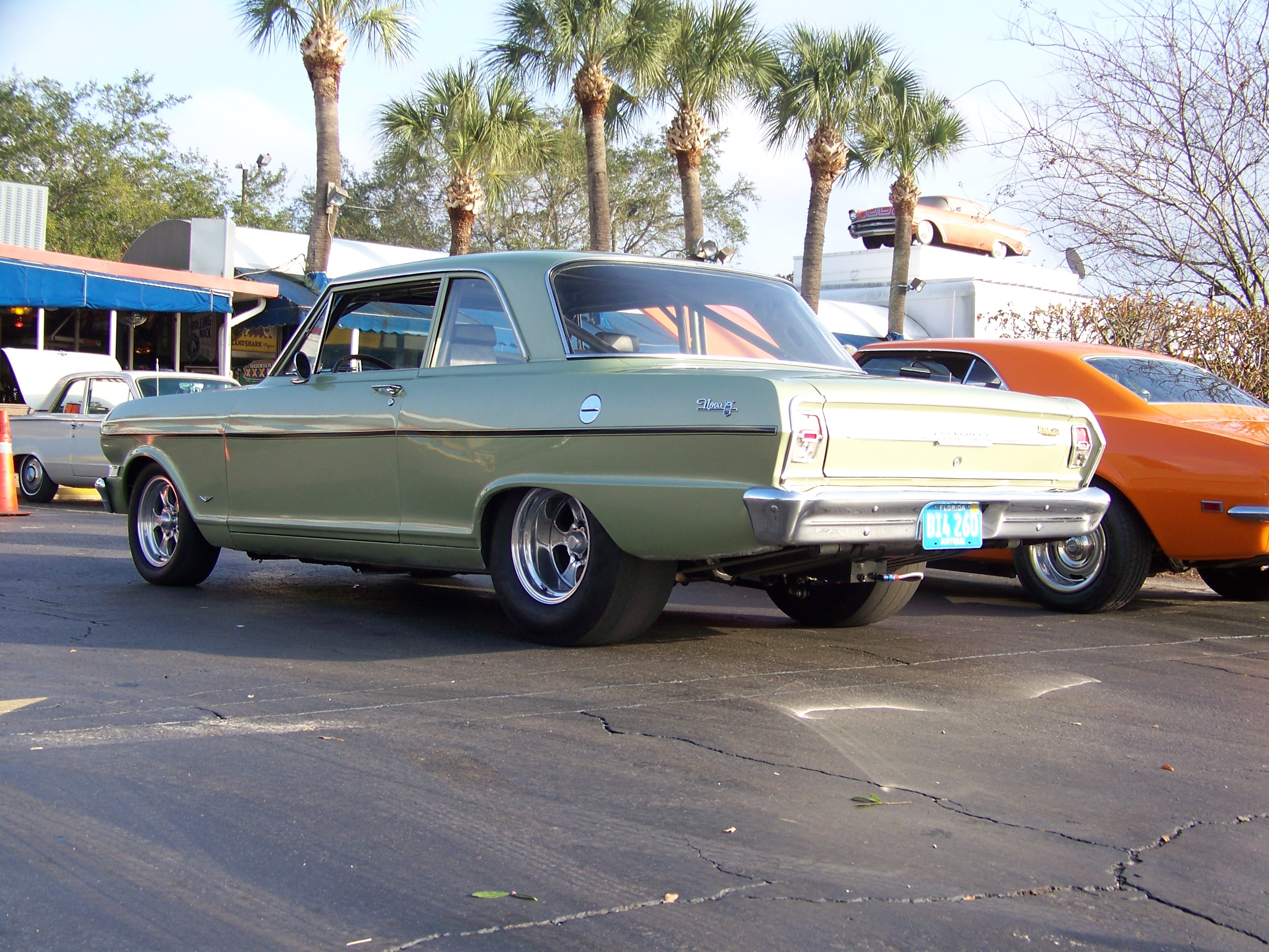 Another 1slow64 1964 Chevrolet Chevy II post... - 12327649