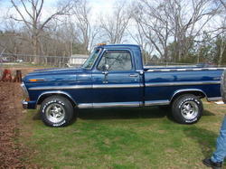lilwun1232s 1971 Ford F150 Regular Cab