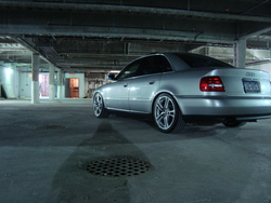 ayfour99s 1999 Audi A4
