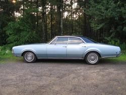 paintballkings 1968 Oldsmobile Delmont 88
