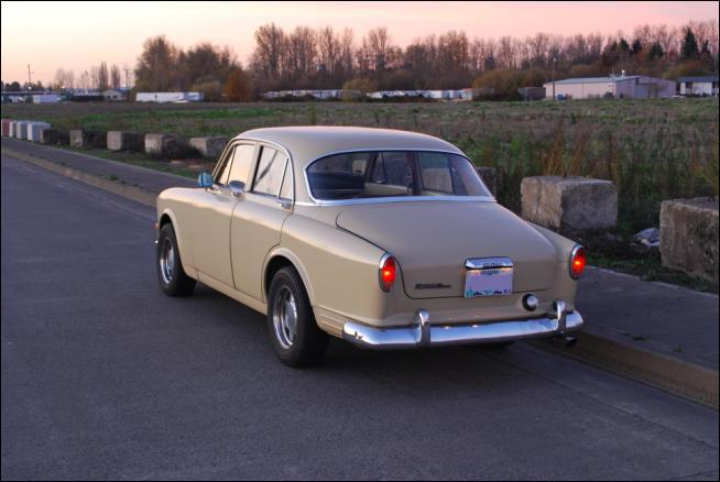 Boostd_Rex 1965 Volvo 122 Specs, Photos, Modification Info at CarDomain