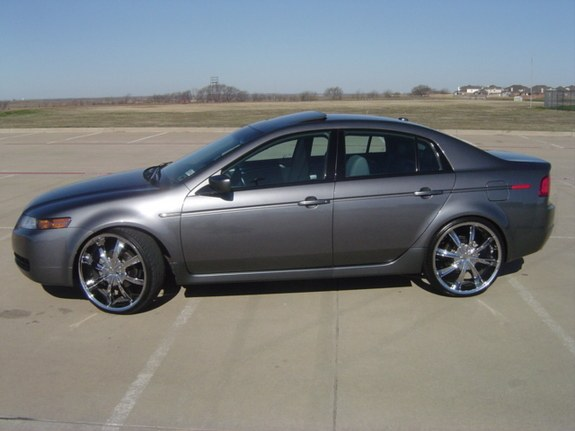 05tlon22s 2005 Acura Tl Specs Photos Modification Info At Cardomain