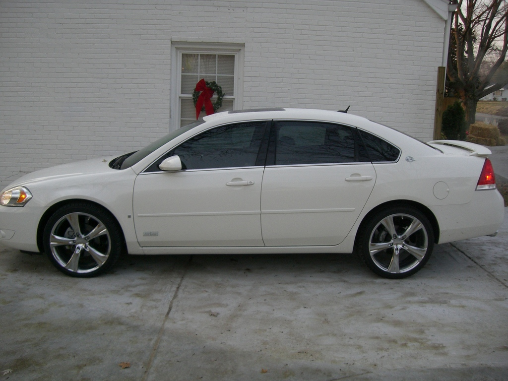dirtyuk 39 s 2006 chevrolet impala in nashville tn. Black Bedroom Furniture Sets. Home Design Ideas