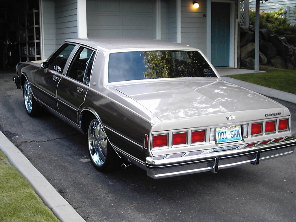 takeachance 1984 chevrolet caprice specs photos modification info at cardomain. Black Bedroom Furniture Sets. Home Design Ideas