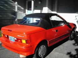 takeachances 1991 Geo Metro