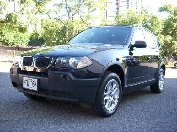 h4hawaii 2005 bmw x3 specs photos modification info at cardomain. Black Bedroom Furniture Sets. Home Design Ideas