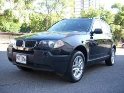 h4hawaii 2005 BMW X3