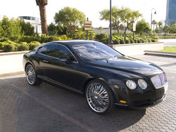 Gila_Wheelss 2007 Bentley Continental GT