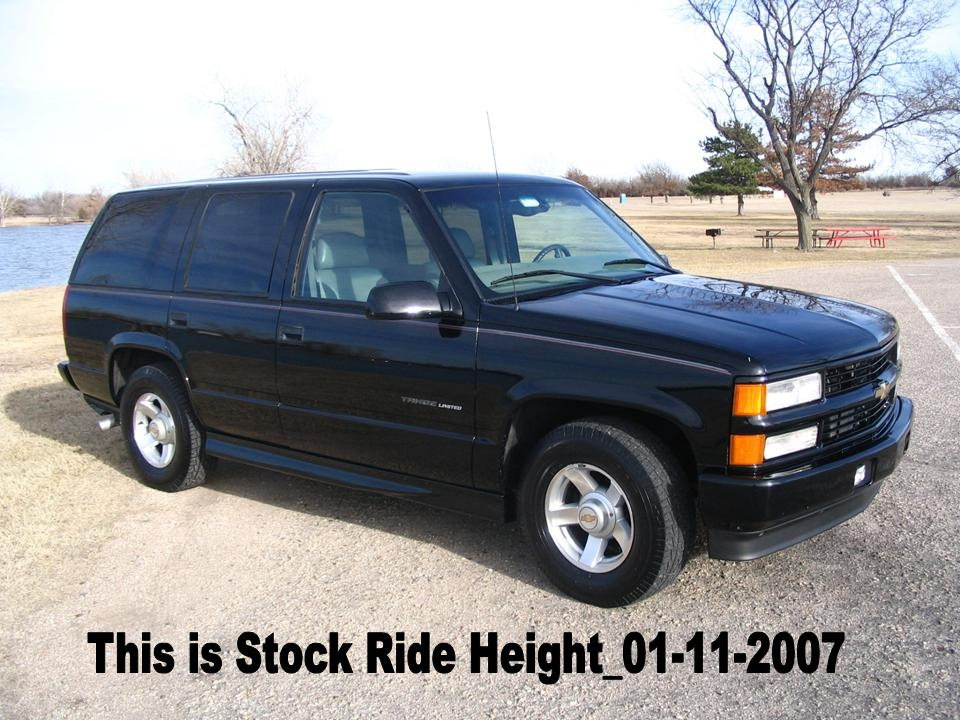 Another 57geronimo 2000 Chevrolet Tahoe post... - 12333443