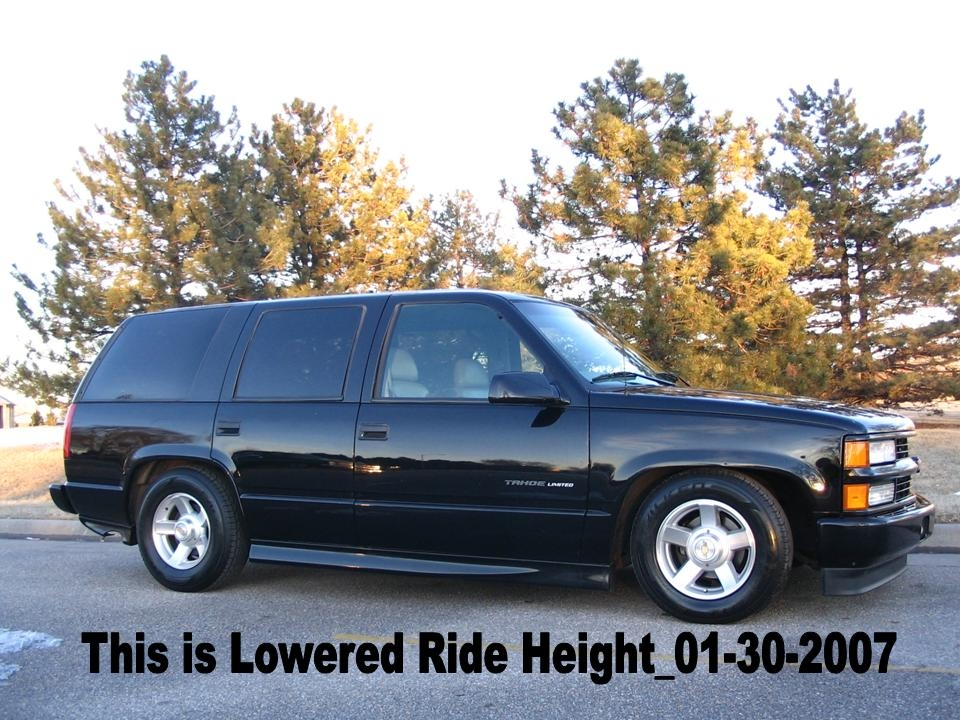 Another 57geronimo 2000 Chevrolet Tahoe post... - 12333444