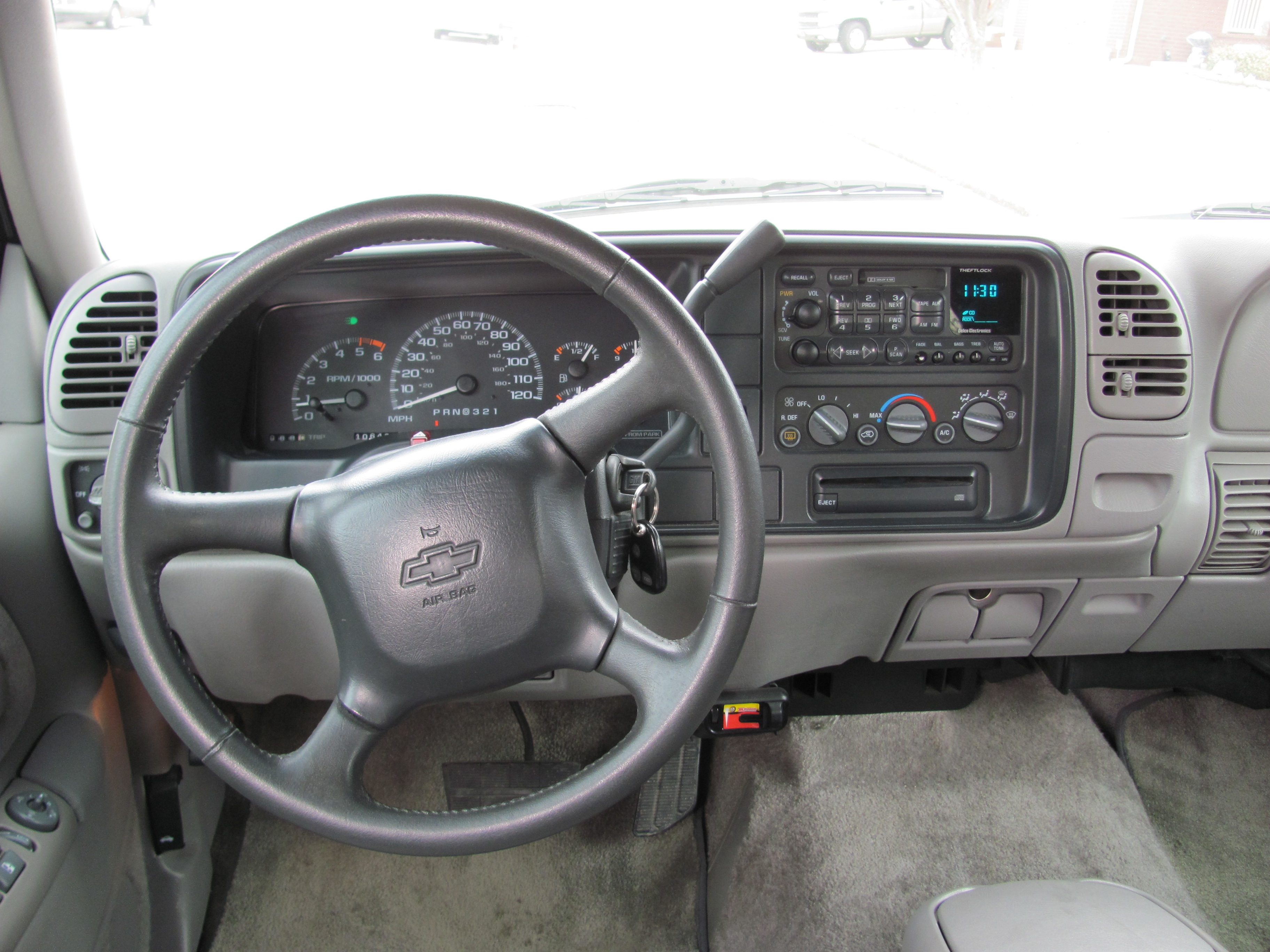 Another 57geronimo 2000 Chevrolet Tahoe post... - 12333452