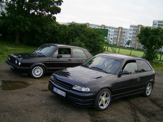 marko gsi 1993 opel astra specs photos modification info at cardomain. Black Bedroom Furniture Sets. Home Design Ideas