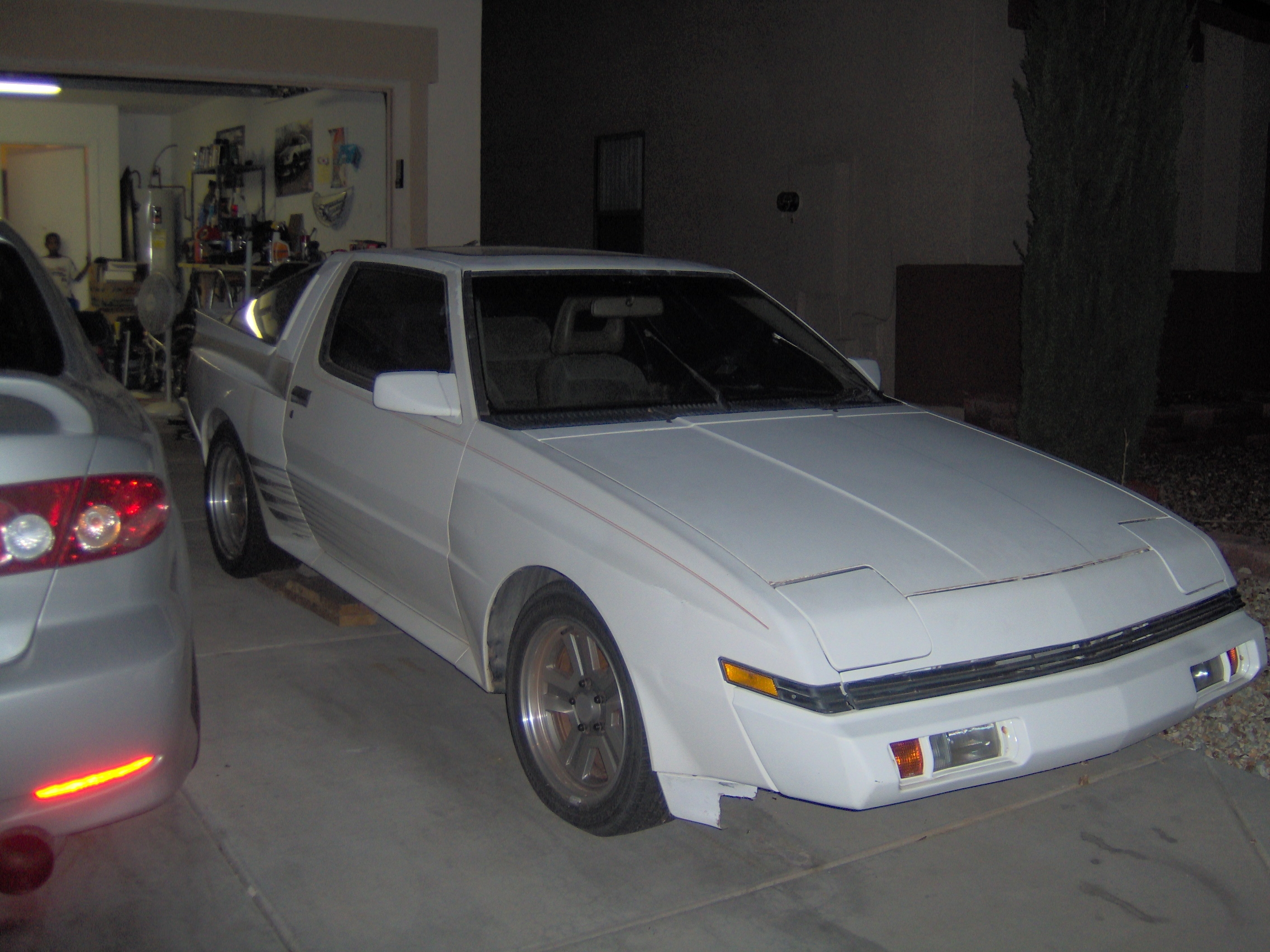 Another BlaZenem 1988 Mitsubishi Starion post... - 12735759