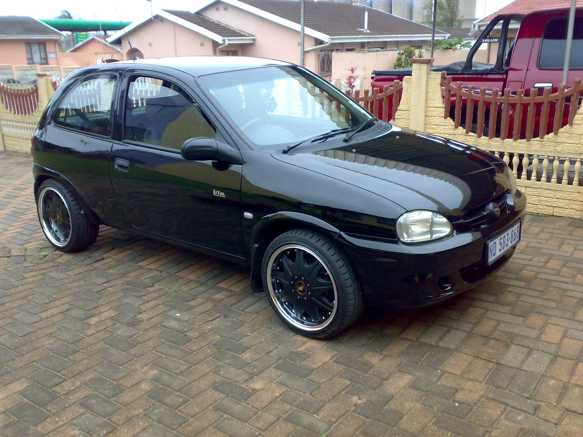 g stringdropper 2007 opel corsa specs photos modification info at cardomain. Black Bedroom Furniture Sets. Home Design Ideas