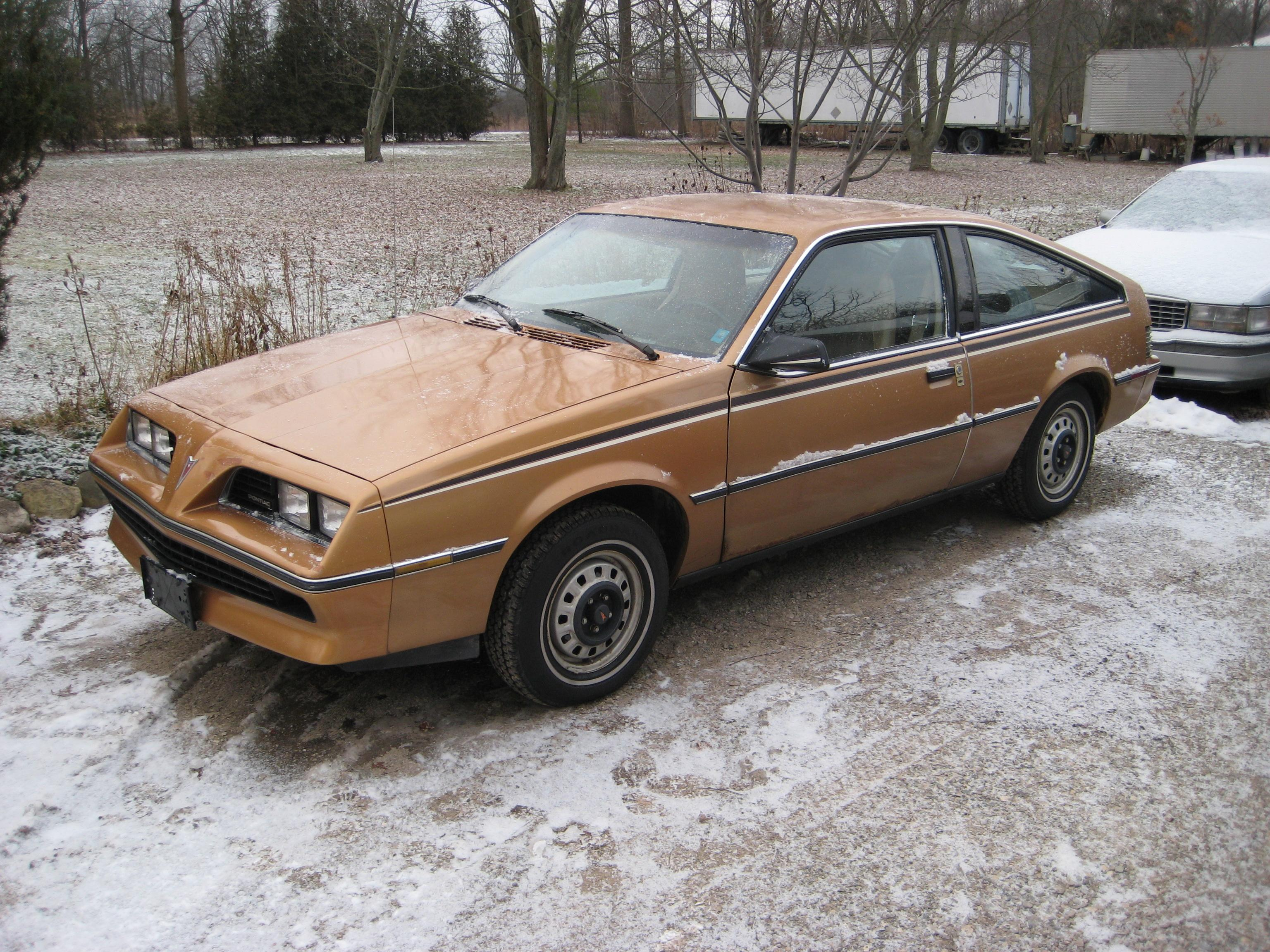 Shitburd 1982 Pontiac Sunbird Specs Photos Modification