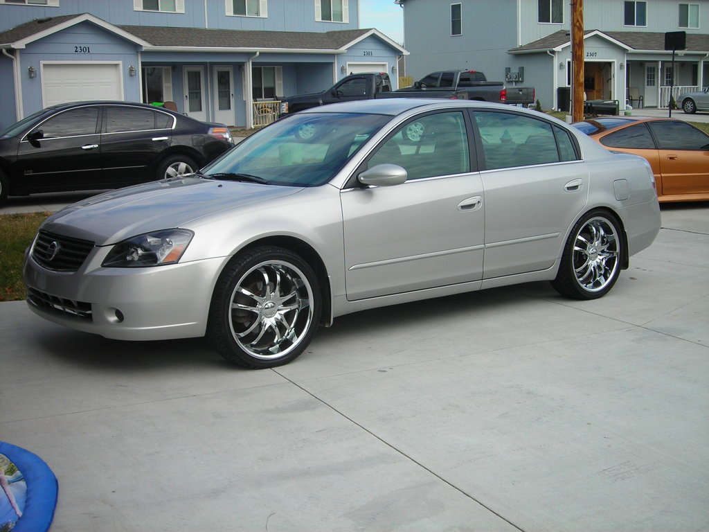 nigel_h 2005 nissan altima specs, photos, modification info at cardomain