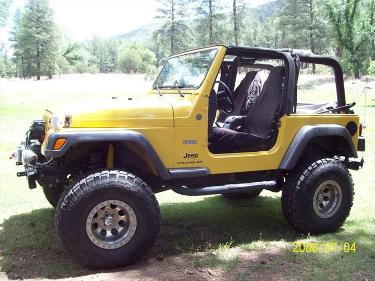 Another 244805 2004 Jeep TJ post... - 12336502