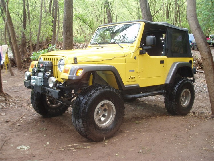 Another 244805 2004 Jeep TJ post... - 12336504