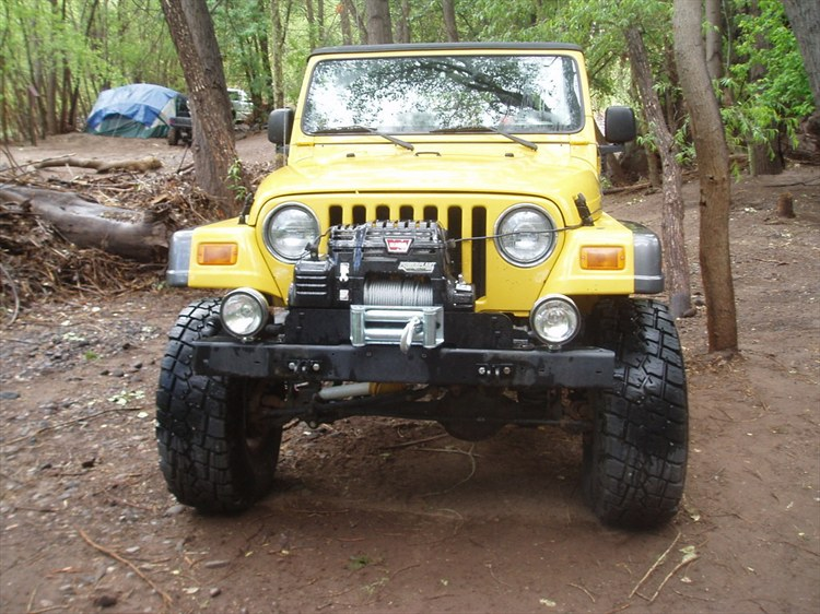 Another 244805 2004 Jeep TJ post... - 12336505