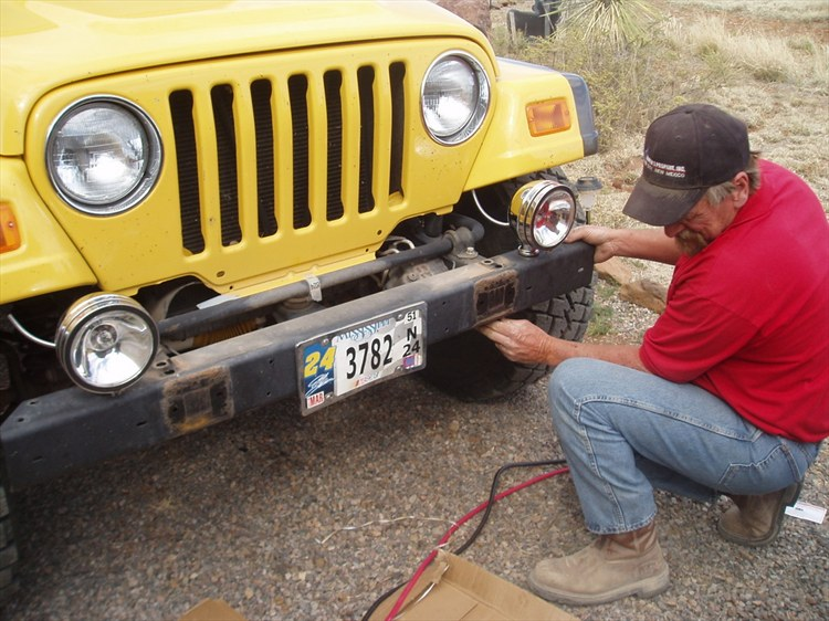 Another 244805 2004 Jeep TJ post... - 12336514