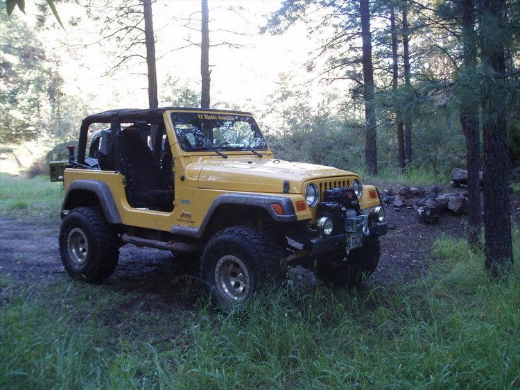 Another 244805 2004 Jeep TJ post... - 12336524