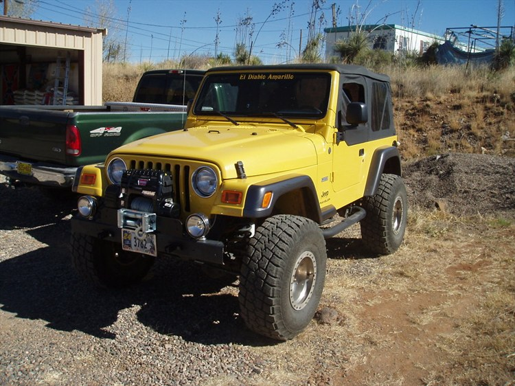 Another 244805 2004 Jeep TJ post... - 12336525