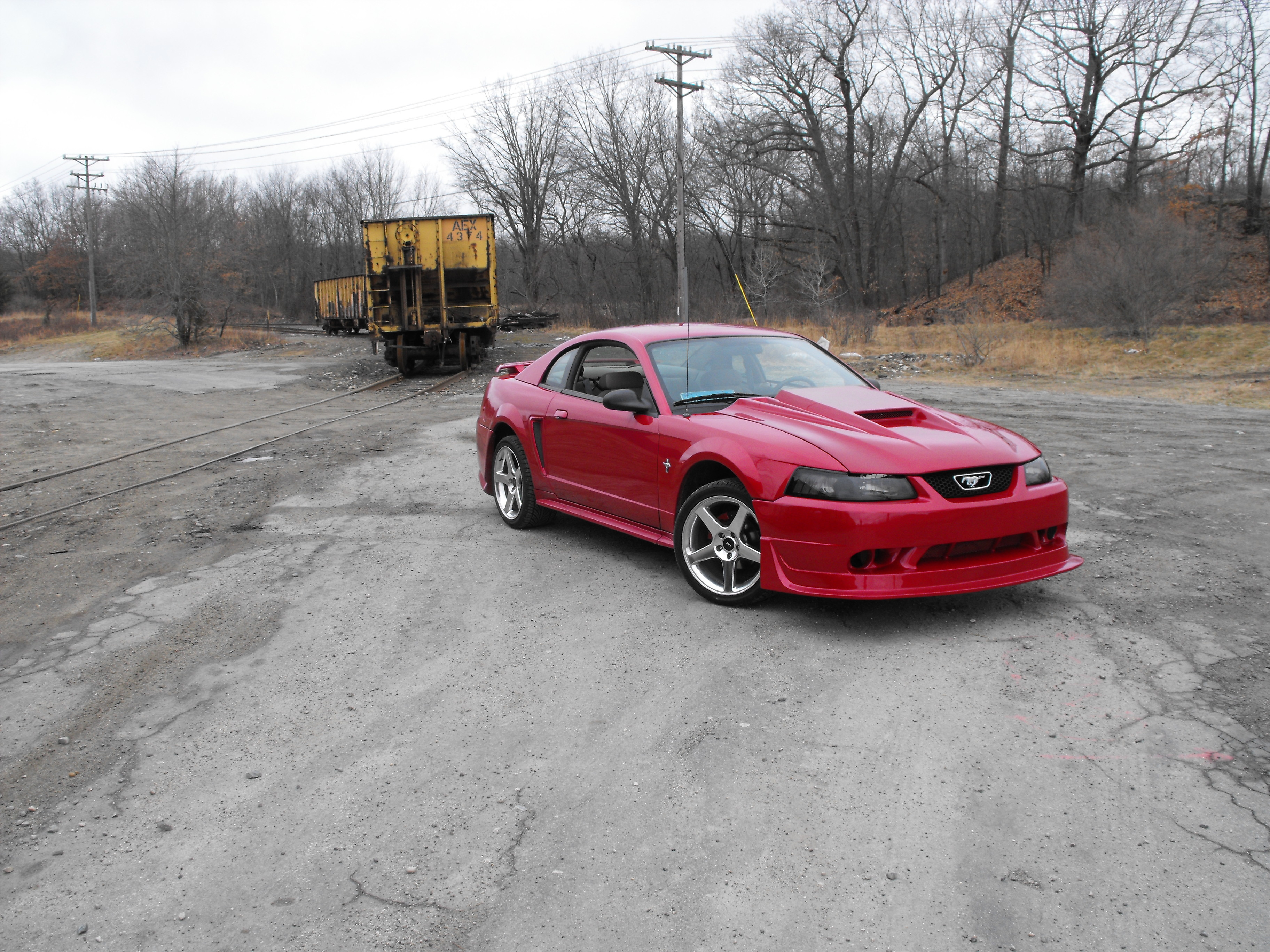 Another Holowaty 2001 Ford Mustang post... - 12337995